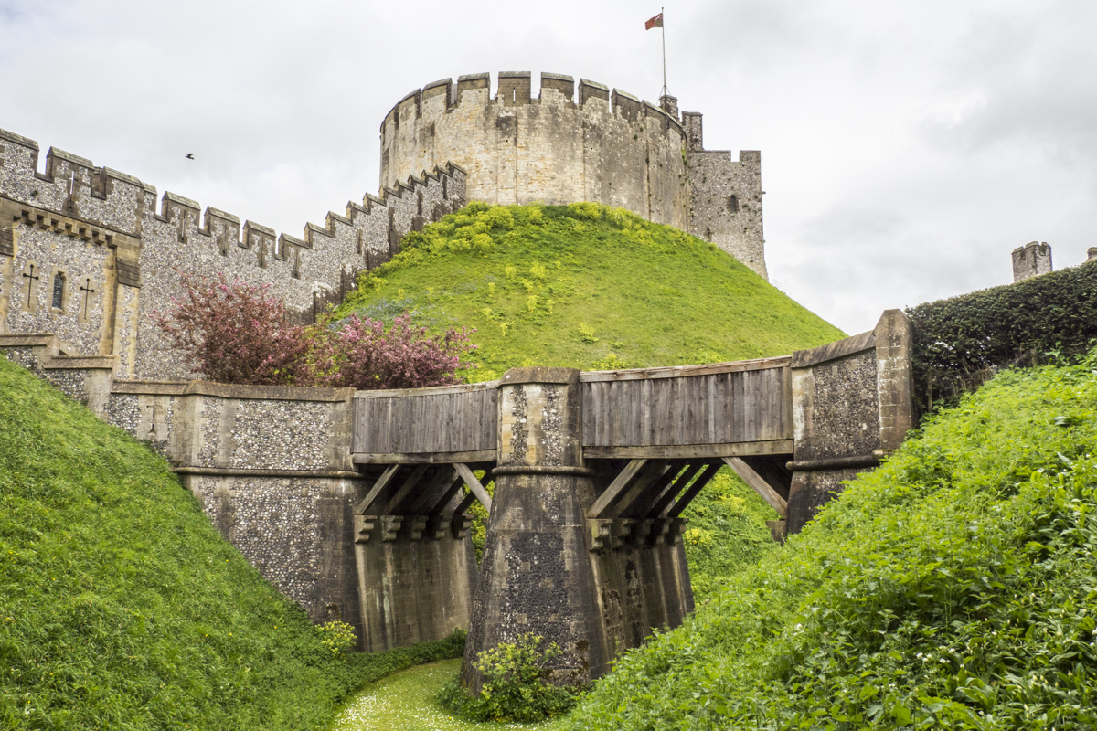 Arundel Castle in Arunderl, West Sussex   4243196
