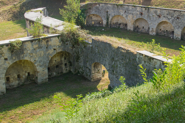 Austrian fortifications in Verona, Italy