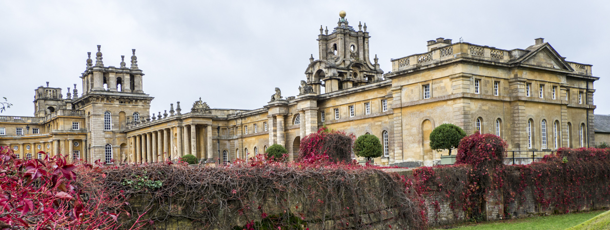 Woodstock and Blenheim Palace a Perfect Pair for a Great Outing