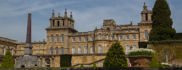 Blenheim Palace in Oxfordshire Will Host the Lunar Open ...