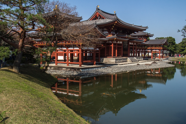 Byodoin Temple in Uji, Japan 0369.jpg
