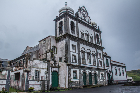 Carmelite Convent in Horta on Fiale Island in the Azores
