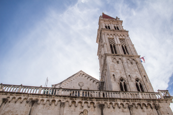 Cathedral of St Lawrence in Trogir, Croatia