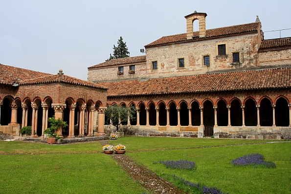 Cloisters of the Cathedral of Verona