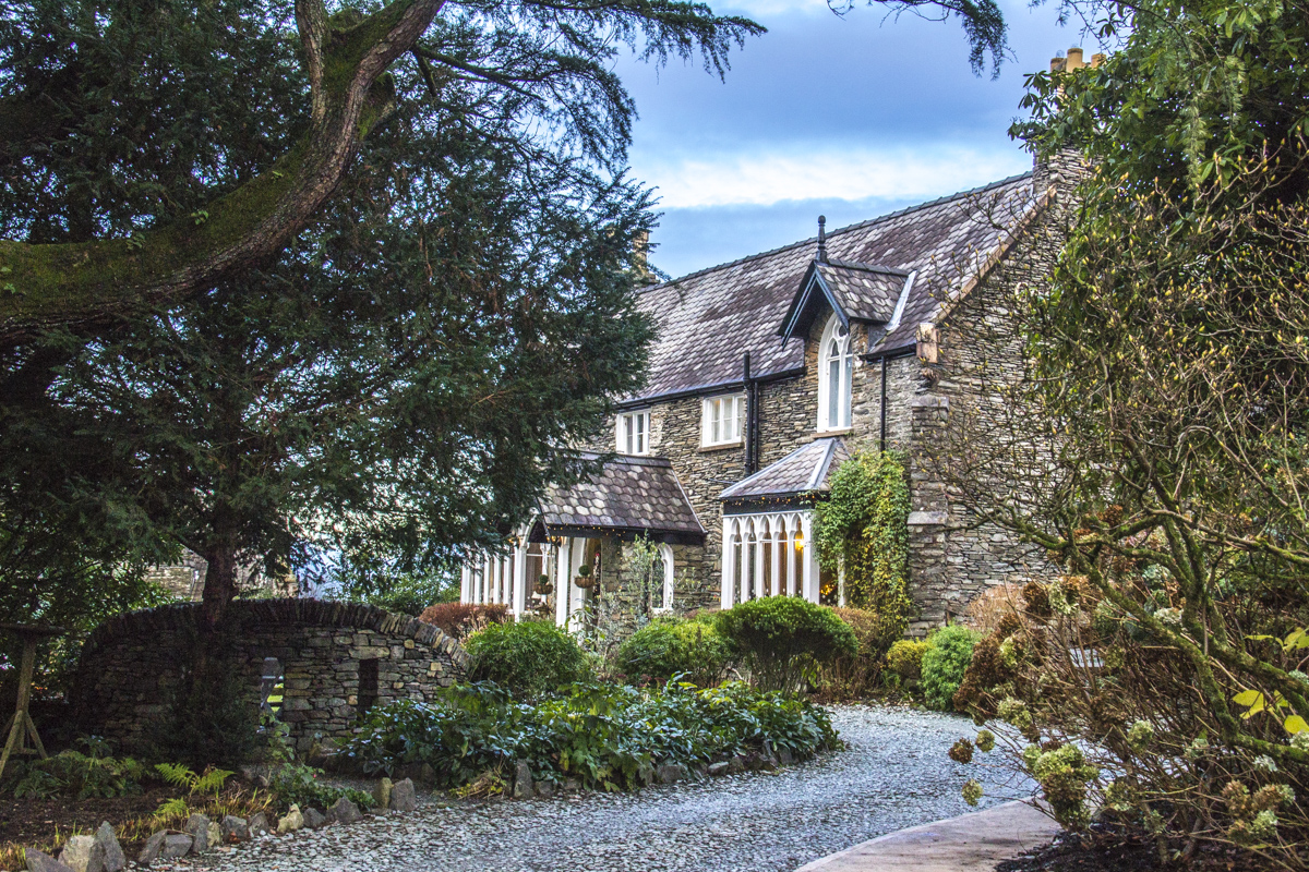 Cedar Manor Hotel in Windermere, Cumbria, UK