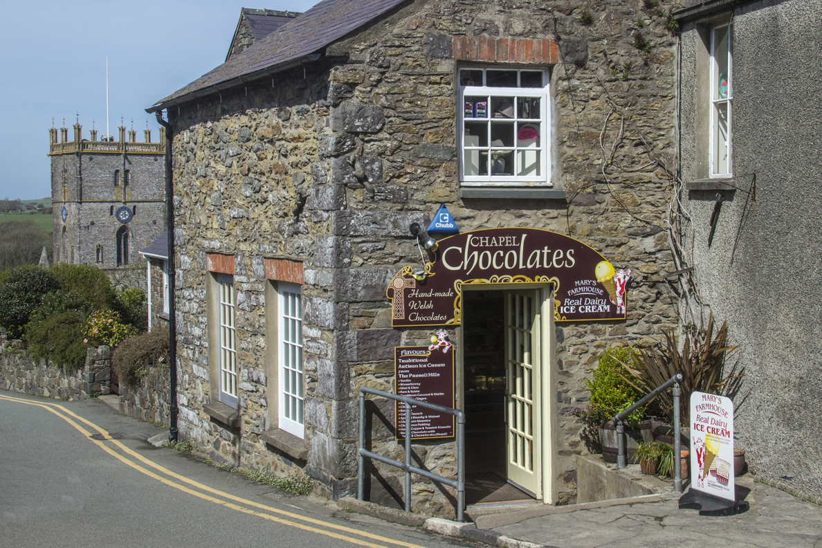Chapel Chocolates in St David's, Pembrokeshire in Wales    6104
