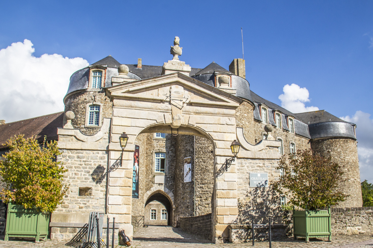 Chateau Museum in Boulogne sur Mer, France 0110