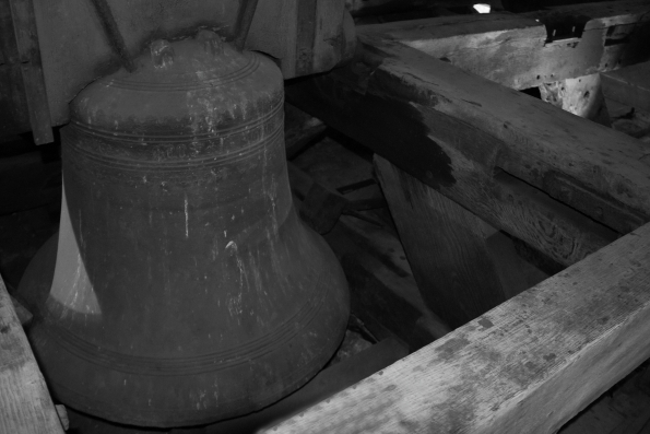 The curfew bell in Chester Cathedral