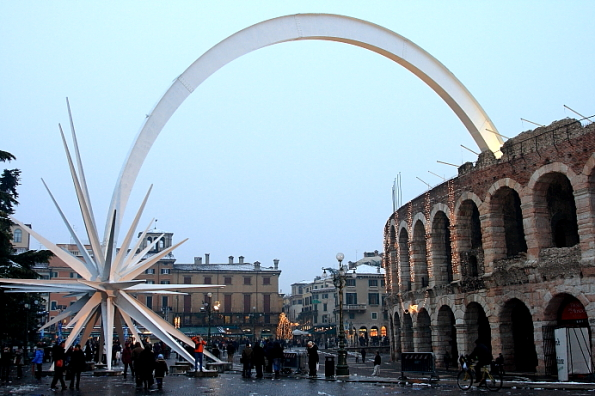 Christmas in Piazza Bra Verona