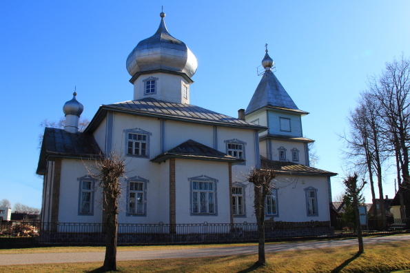 Church of the Old Believers in Estonia