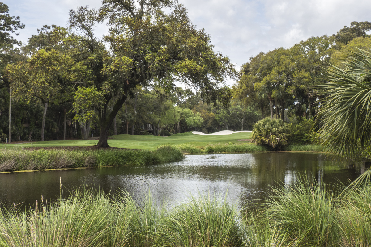 Cougar Point Golf Course on Kiawah Island    4121532