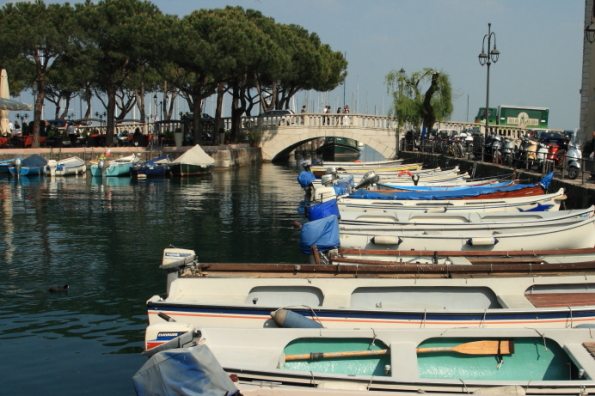 Desenzano on Lake Garda