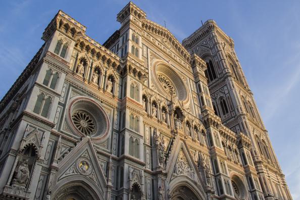 Duomo and Campanile in Florence, Tuscany, Italy