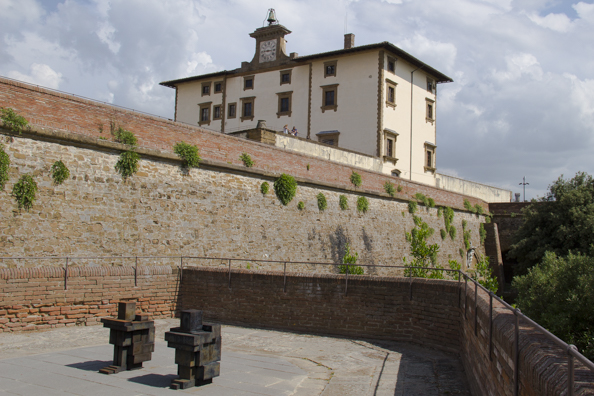 Forte di Belvedere in Florence, Tuscany