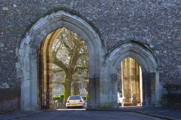 The Great Gateway in St Albans