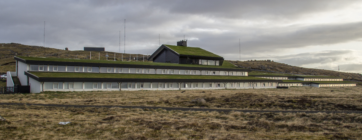 Hotel Føroyar – A Special Hotel in Tórshavn, Capital of the Faroe Islands