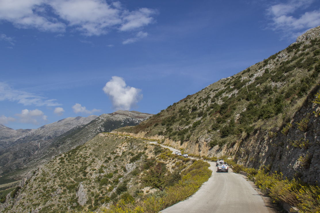 Jeep safari to Piluri in Albania 8870