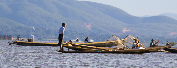 The Wonders of Lake Inle in Myanmar
