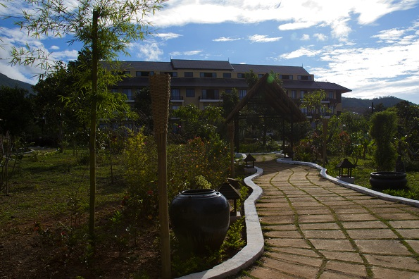 Amata Garden Hotel on Lake Inle