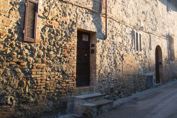 Le Romite bed and breakfast in San Gimignano,Tuscany in Italy