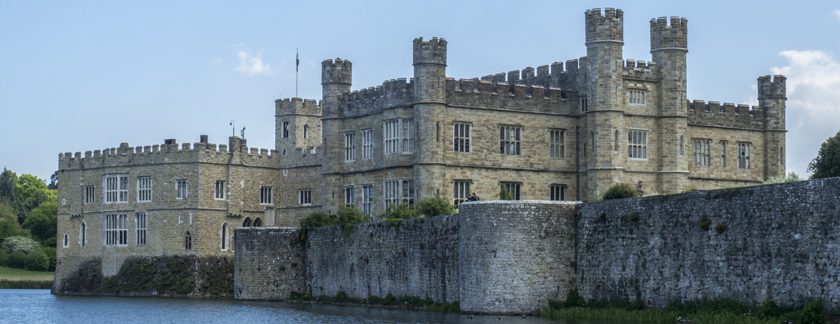 Leeds Castle in Kent - The Complete Day Out