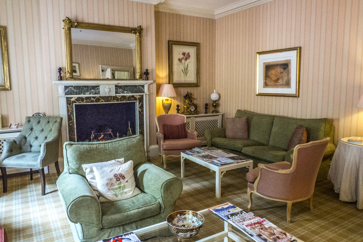 Lounge in the Eastbury Hotel in Sherborne, Dorset 6240020