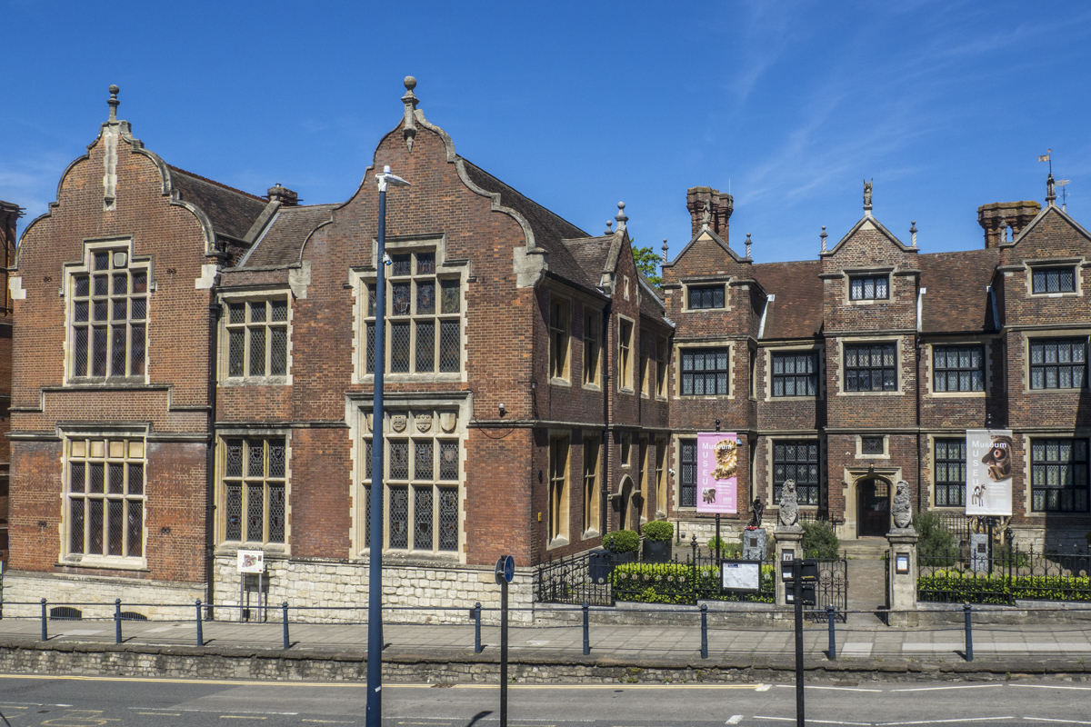 Maidstone Museum and Bentlif Gallery in Maidstone, Kent  5141388