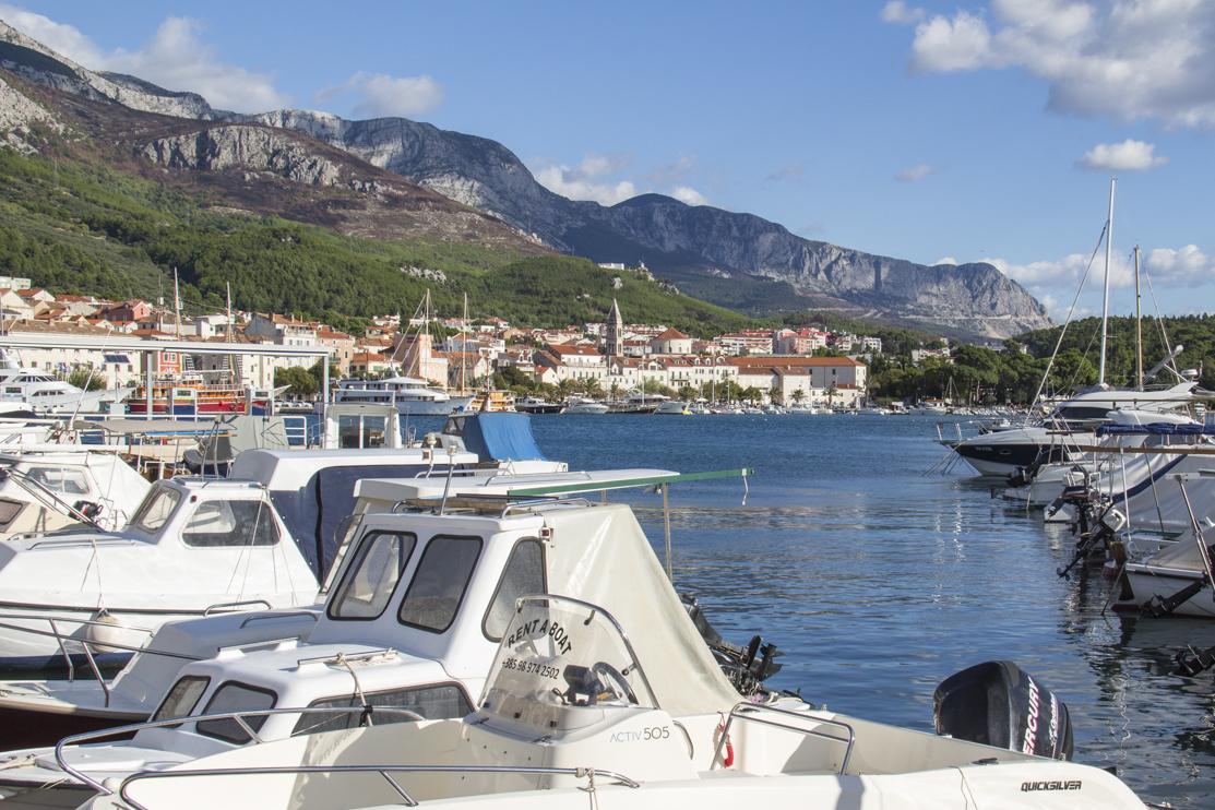 Makarska in Croatia 0762