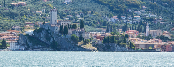 Malcesine - Captain of Lake Garda
