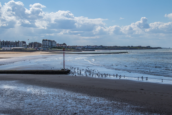 Margate Sands, Margate in Thanet, Kent