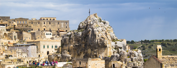 Matera - a tale of two cities