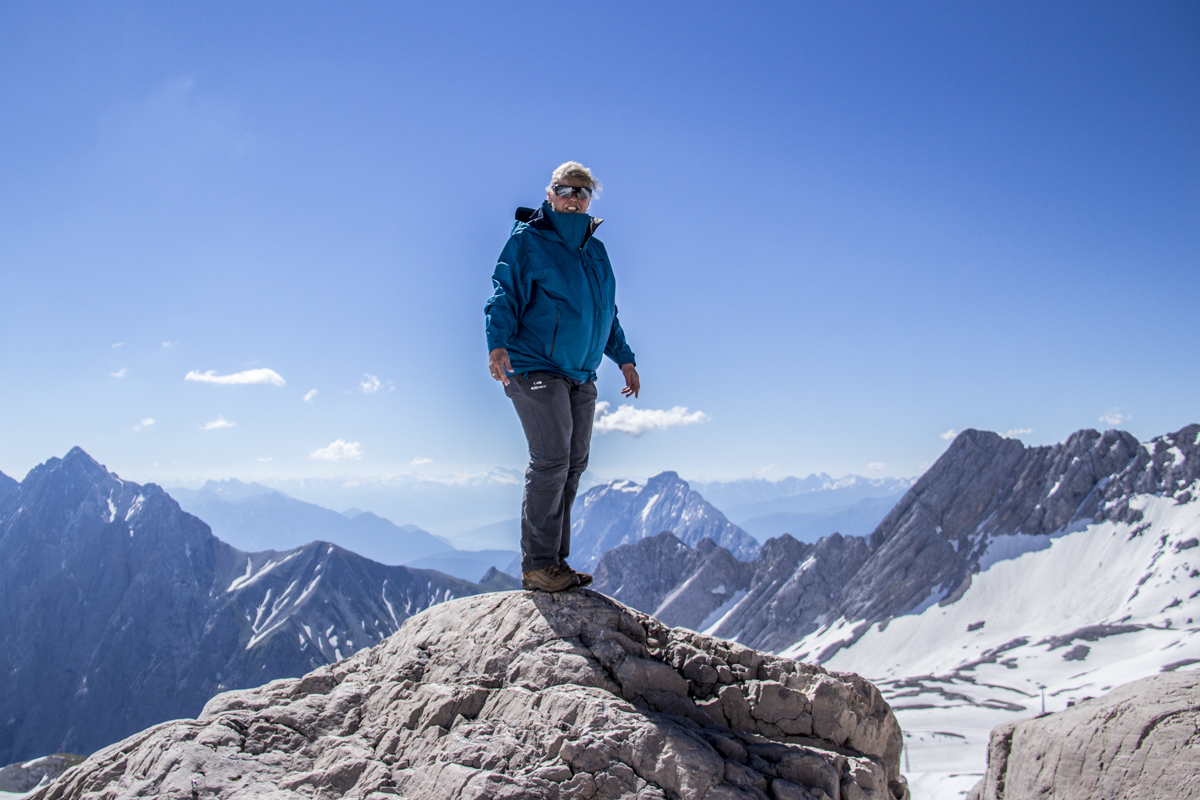 On Top of the World in Bavaria   4905