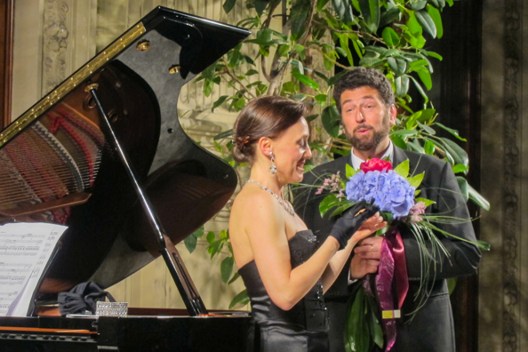 Opera concert at the Excelsior Terme in Tuscany