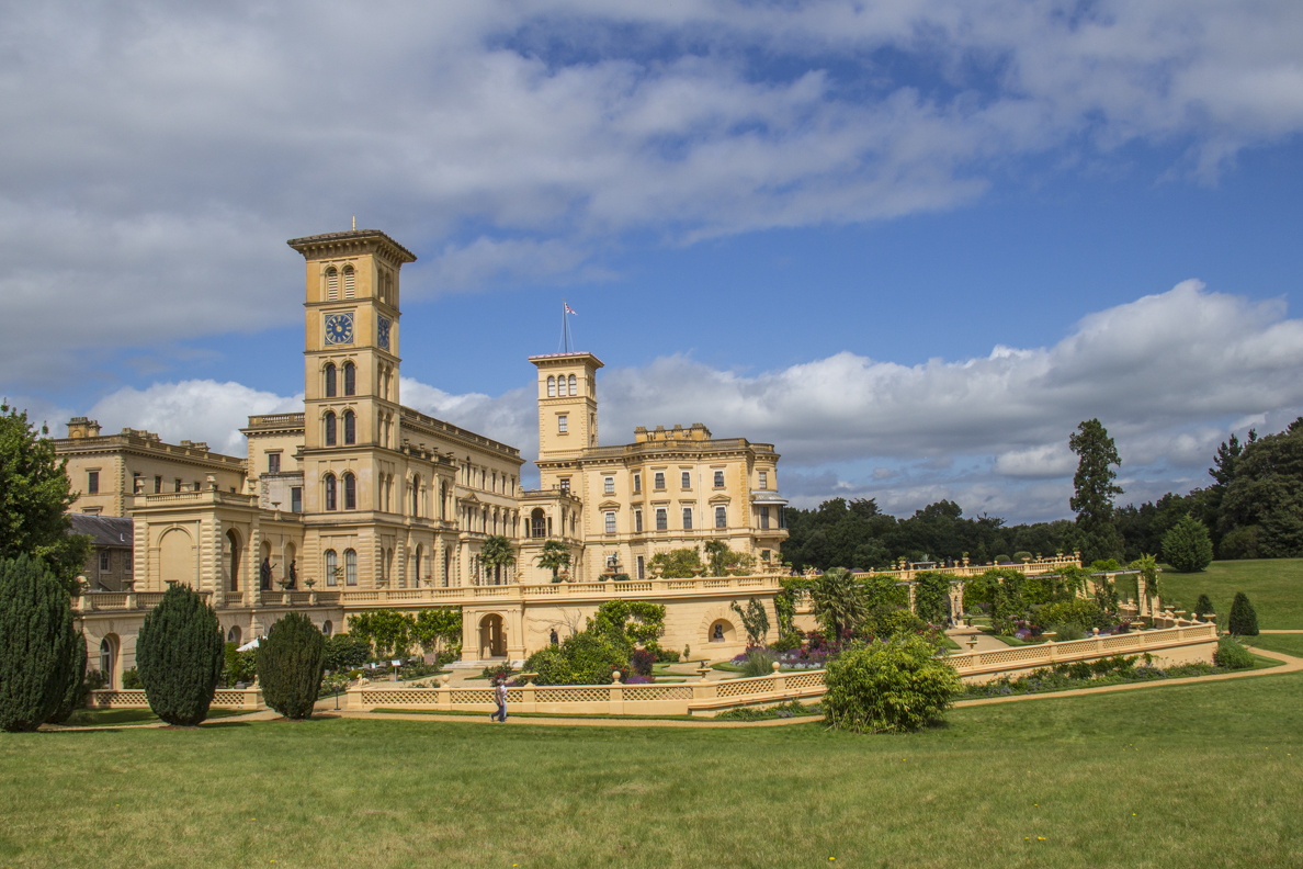 Osborne house at osborne isle of wight hampshire england 9495