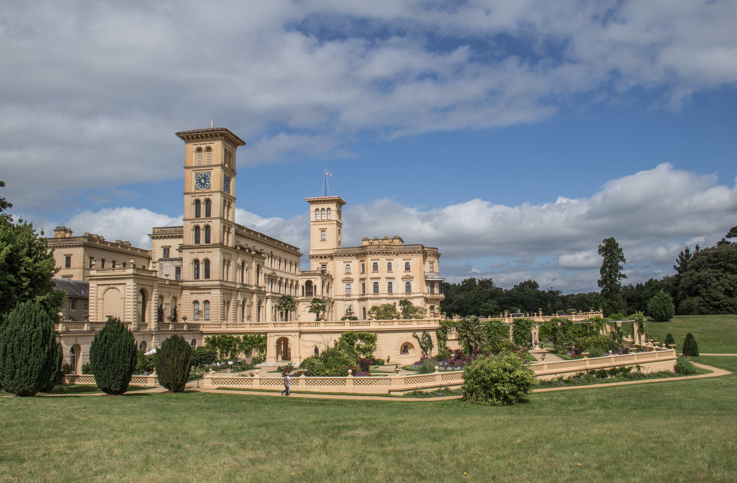 Osborne House on the Isle of Wight     9495