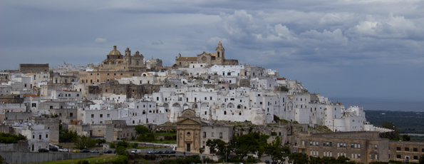 Ostuni, the White City of Puglia