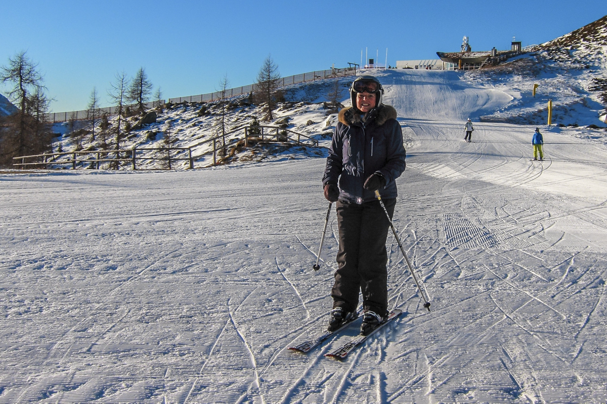Skiing – After Total Knee Replacements?