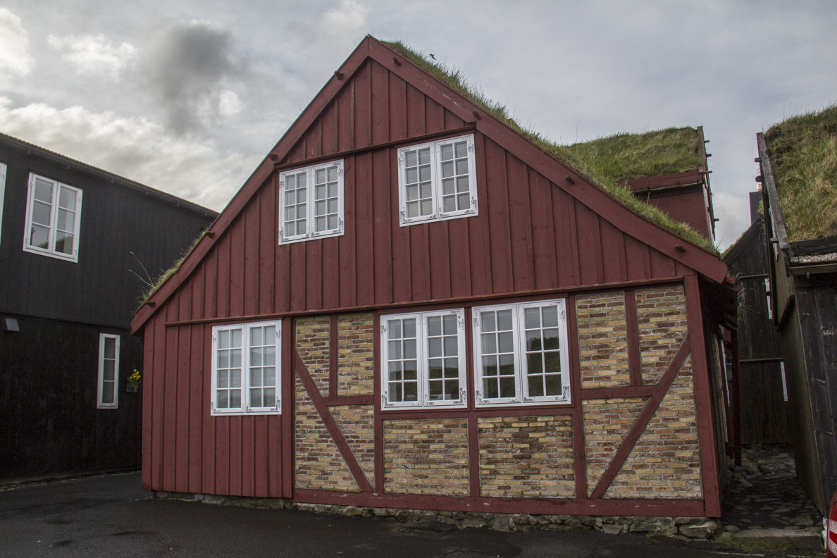 Reyngarbur in Tórshavn capital of the Faroe Islands7297