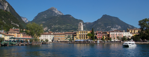 Riva del Garda - Guardian of Lake Garda