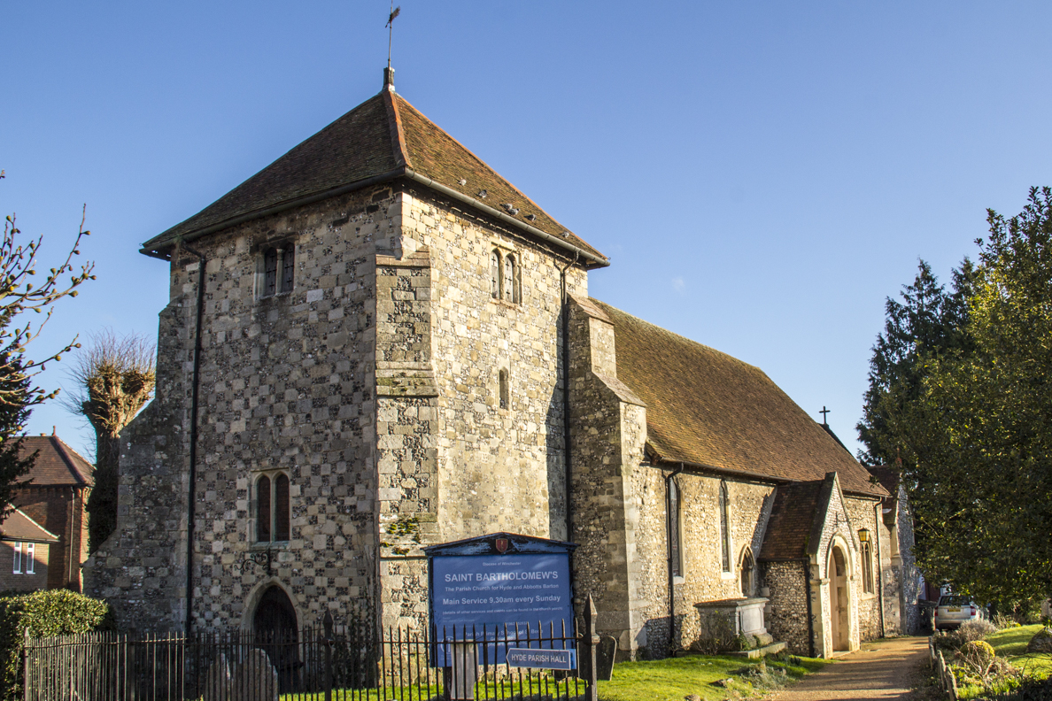 Saint Barthomomew's Church in Winchester, Hamphsire, England  20184139