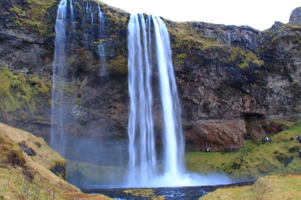 Seljalandsfloss Waterfall in Iceland