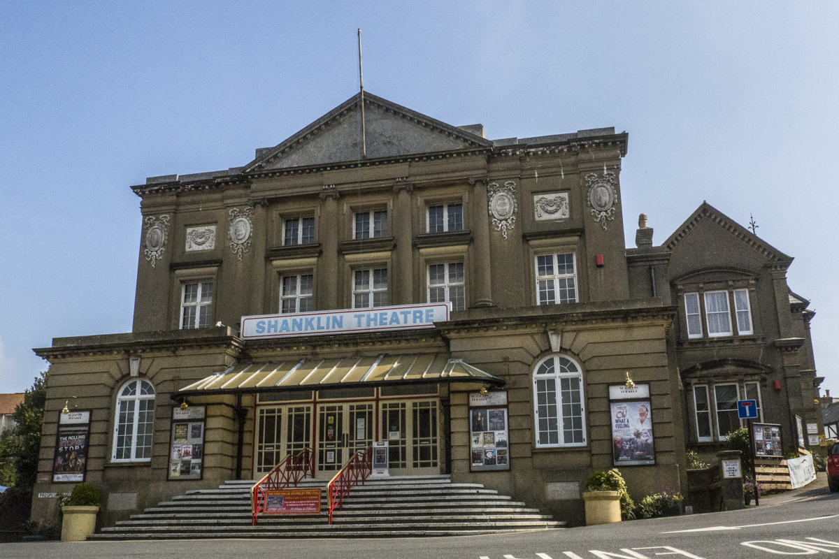 Shanklin Theatre in Shanklin on the Isle of Wight 4061070
