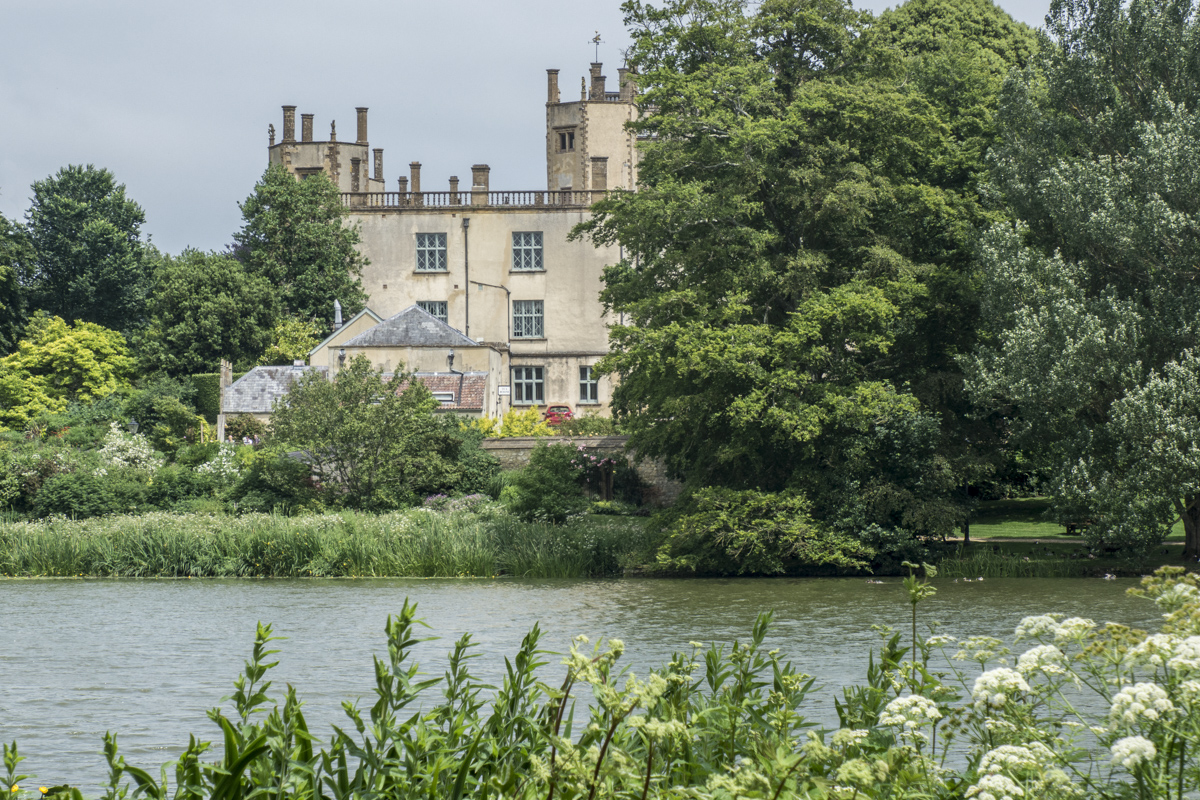 Sir Walter Raleigh's Elizabethan Mansion now Sherborne Castle in Sherborne, Dorset 6260604