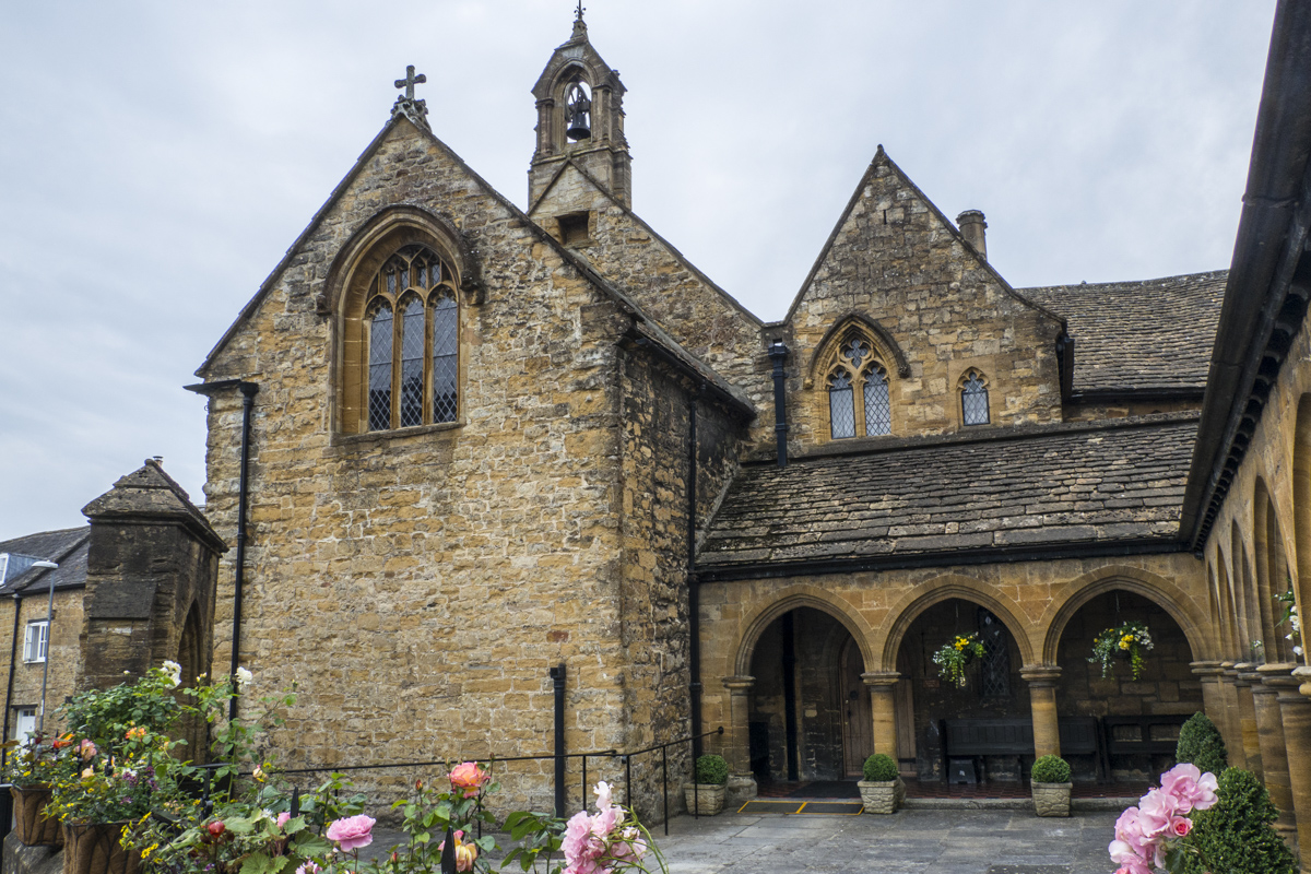 St John's Chapel and Almshouses in Sherborne, Dorset 6240175