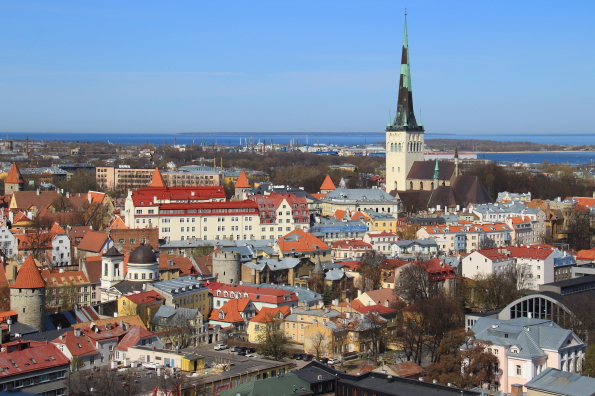 Tallinn capital of Estonia