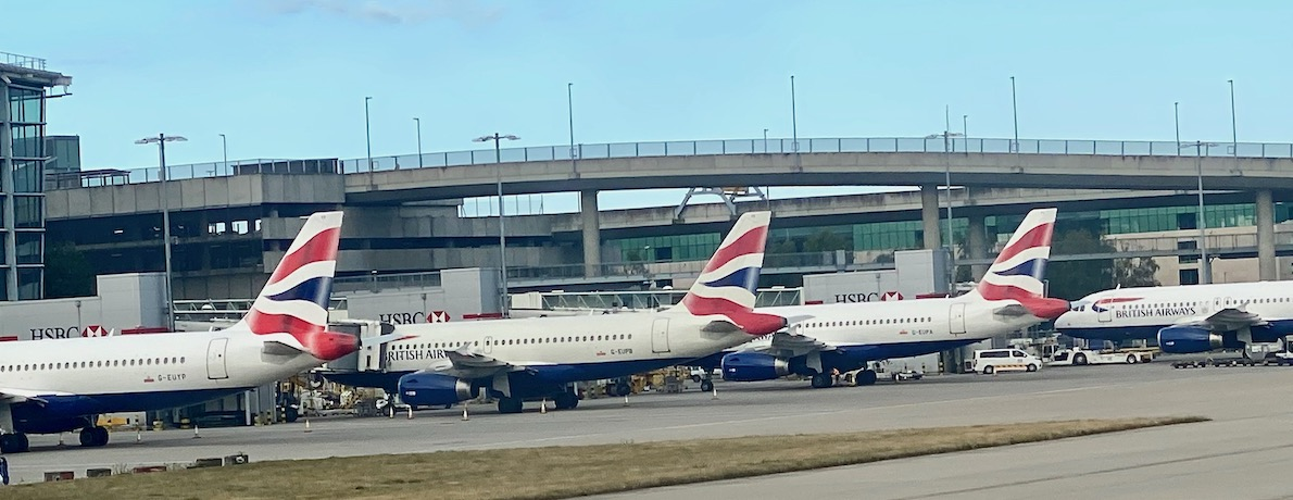 My First COVID-19 British Airways Flight – What Appened?
