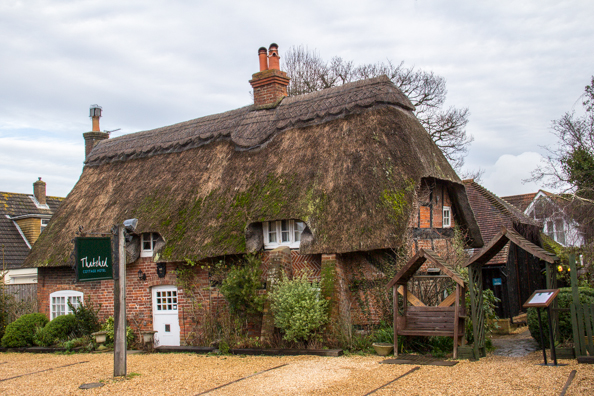 Thatched Cottage in Brockenhurst, New Forest