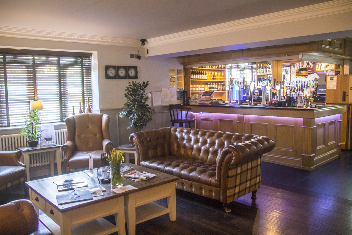 The bar in the Heywood Spa Hotel in Tenby in Pembrokeshire, Wales  6164