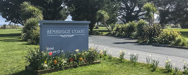 The Bembridge Coast Hotel in Bembridge on the Isle of Wight