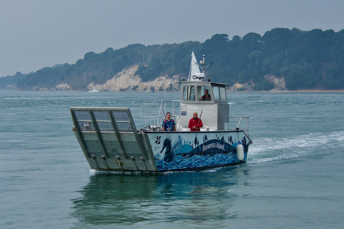 The Brownsea Island Sea Horse Transporter